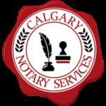 Calgary Notary Services Logo